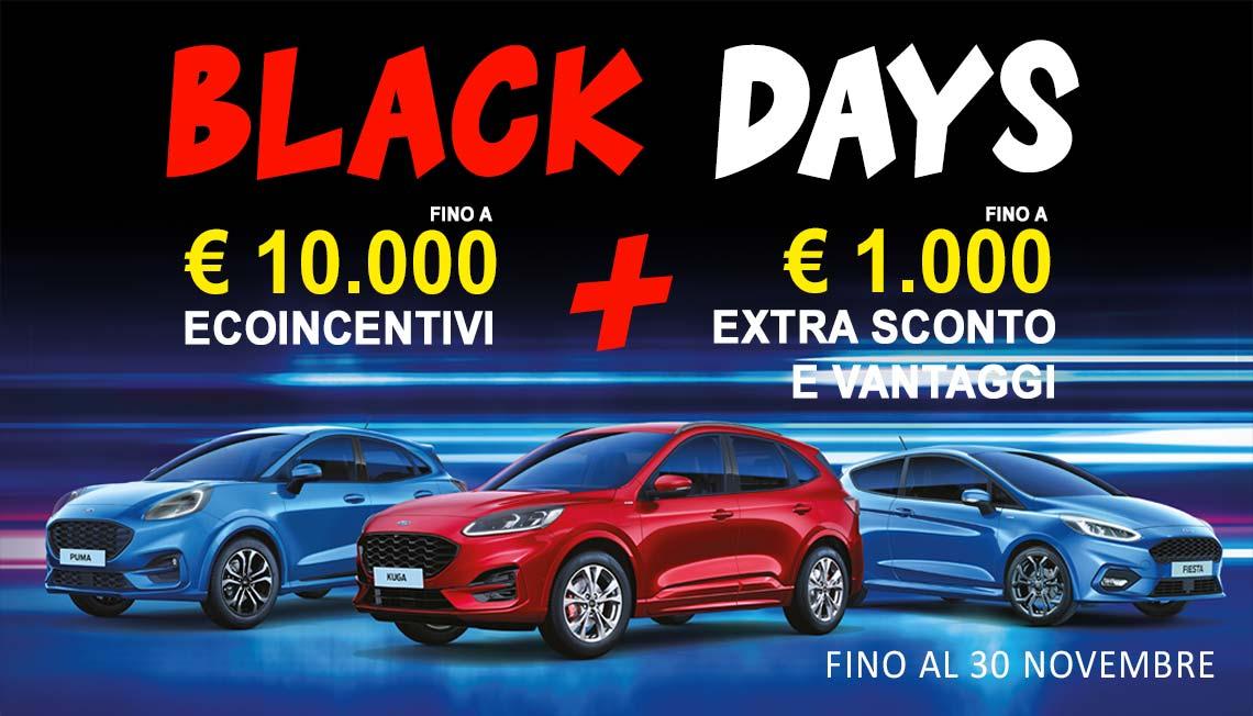FINO A 10000 € DI ECOINCENTIVI FORD E 1000 € DI extrasconto
