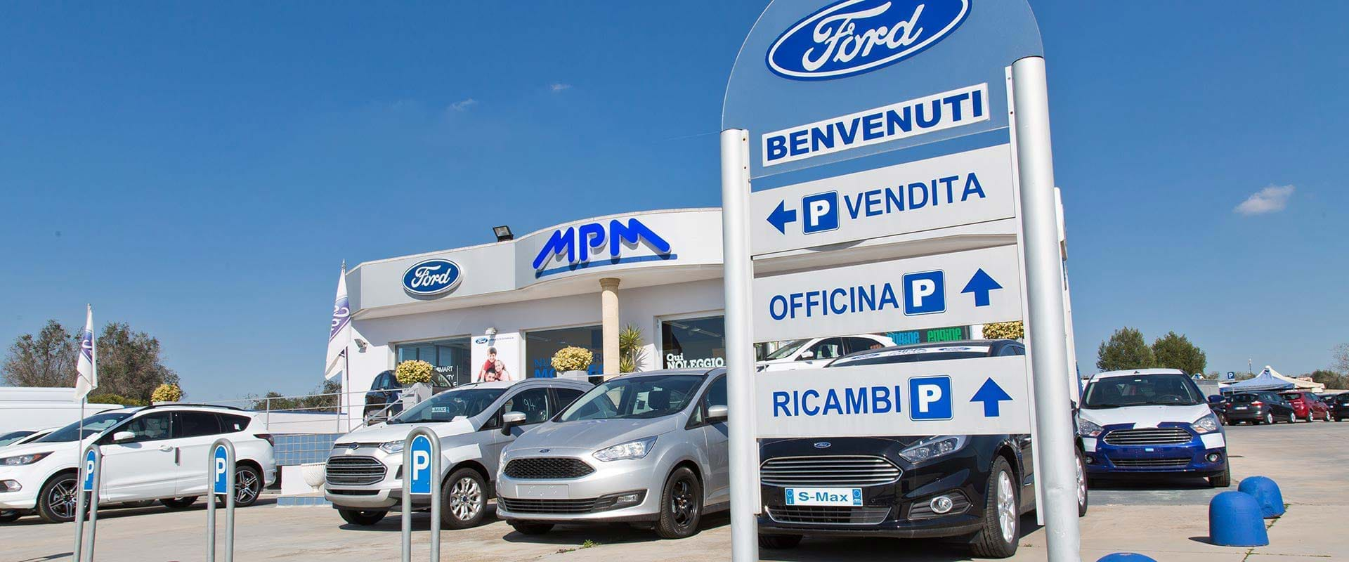 Ricambi originali Ford