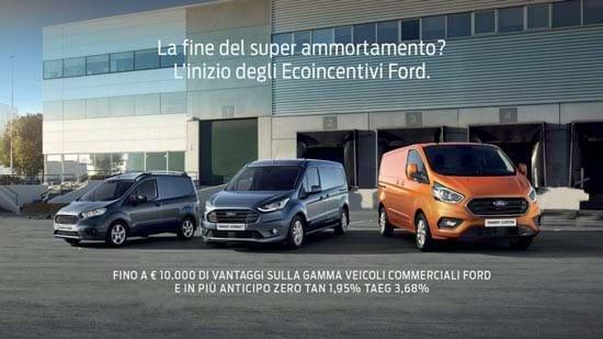 Super Ammortamento Ford